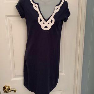 Lilly Pulitzer Brewster T-Shirt Dress sz X small